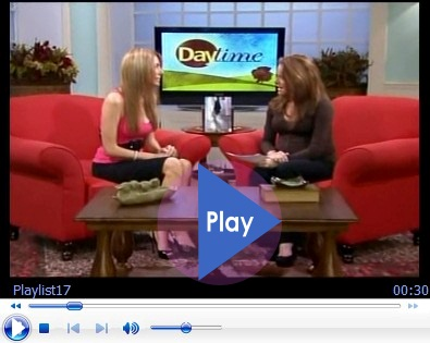 Bree on NBC Daytime with Lindsay MacDonald