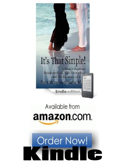 It's That Simple! for men Kindle Version