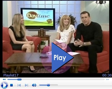 Bree on NBC Daytime with
